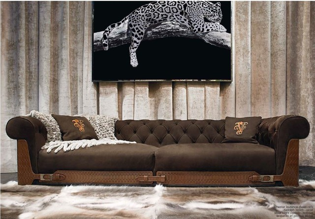 Fendi Sofa Collection